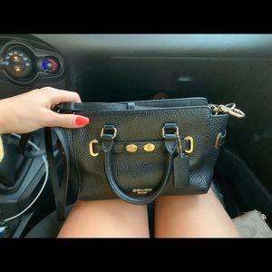 Coach Bags - small black coach bag!